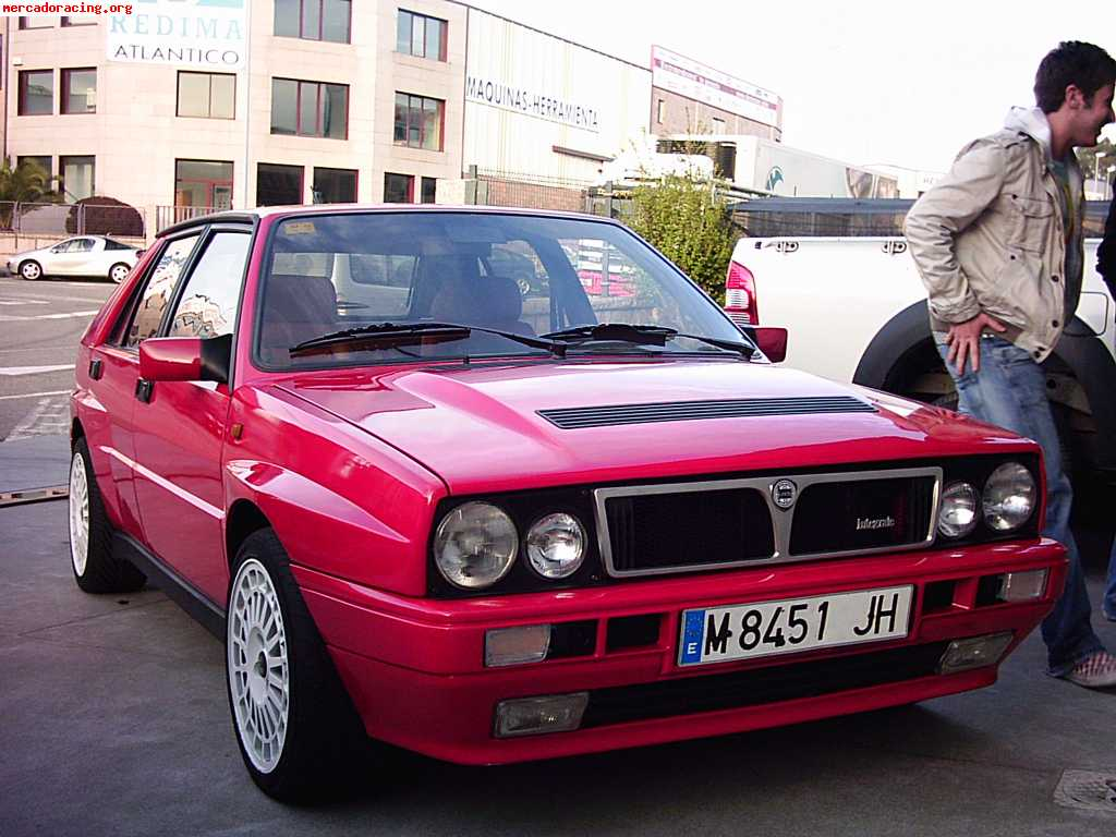 Vendo delta integrale 8v 185cv venta de veh culos y for Mercado racing clasicos