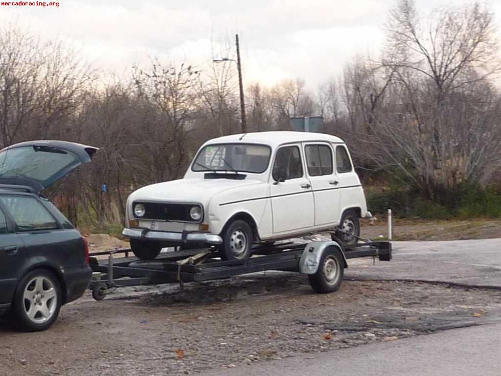 Renault 4 TL 1200EUR - Venta de