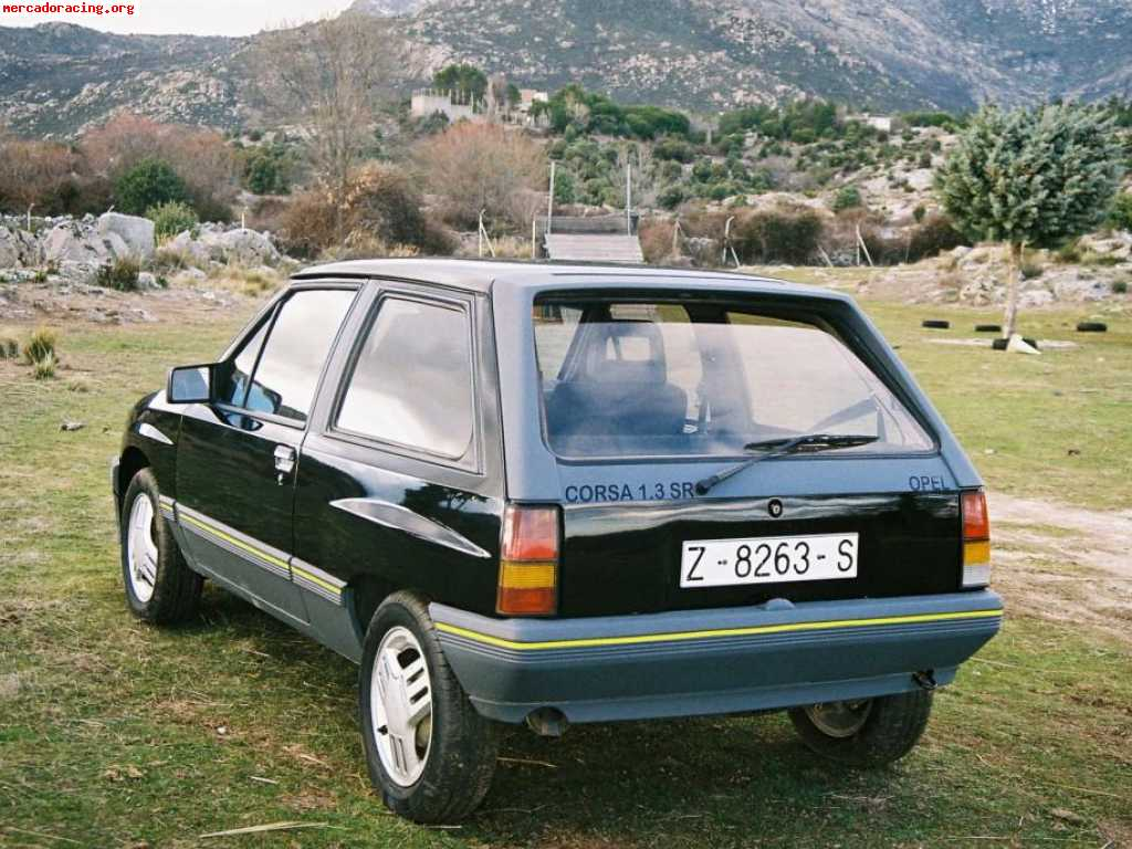 1982 opel corsa 1 3 sr related infomation specifications weili automotive network. Black Bedroom Furniture Sets. Home Design Ideas