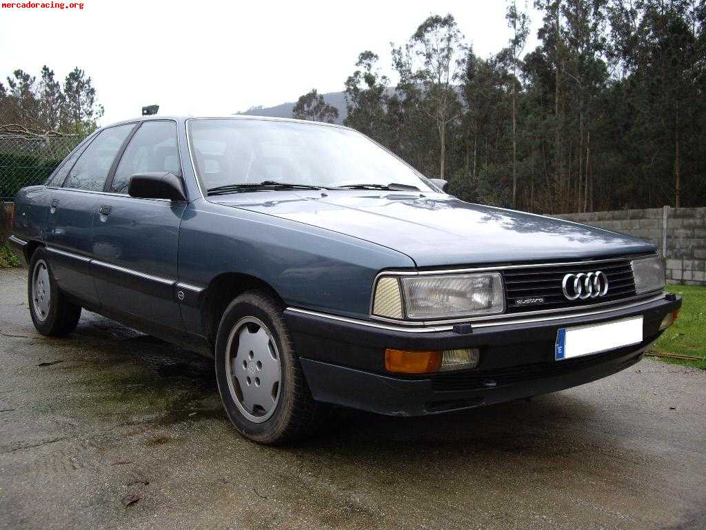 1985 Audi 200 Turbo quattro related infomation,specifications - WeiLi Automotive Network