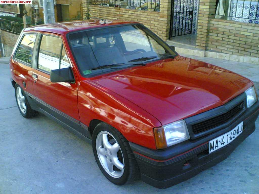 Opel Corsa Gt 1 3 Venta De Veh 237 Culos Y Coches Cl 225 Sicos