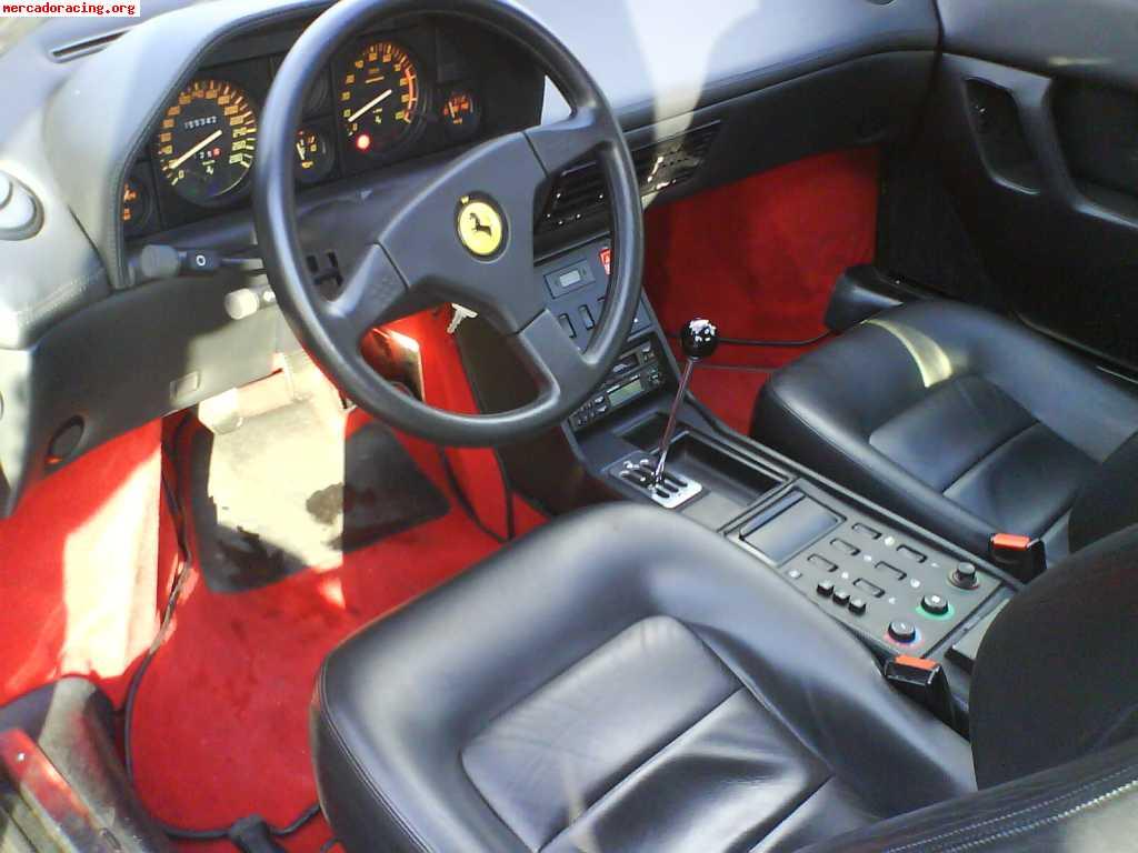 Ferrari Mondial T cabrio.