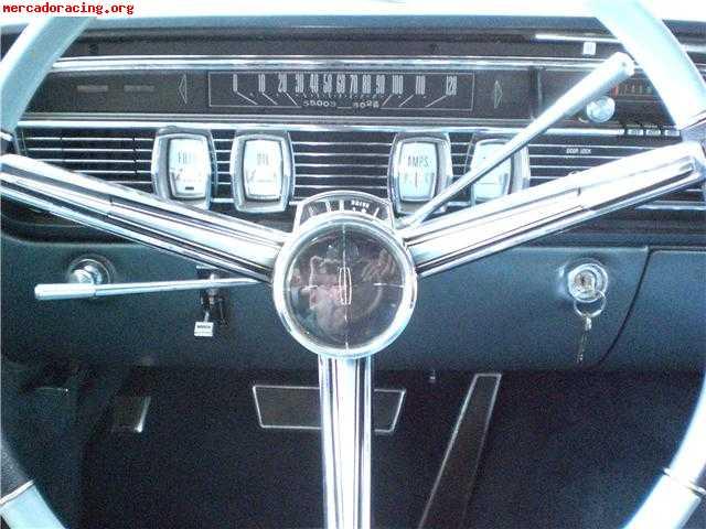 lincoln continental 1965 venta de veh culos y coches cl sicos. Black Bedroom Furniture Sets. Home Design Ideas