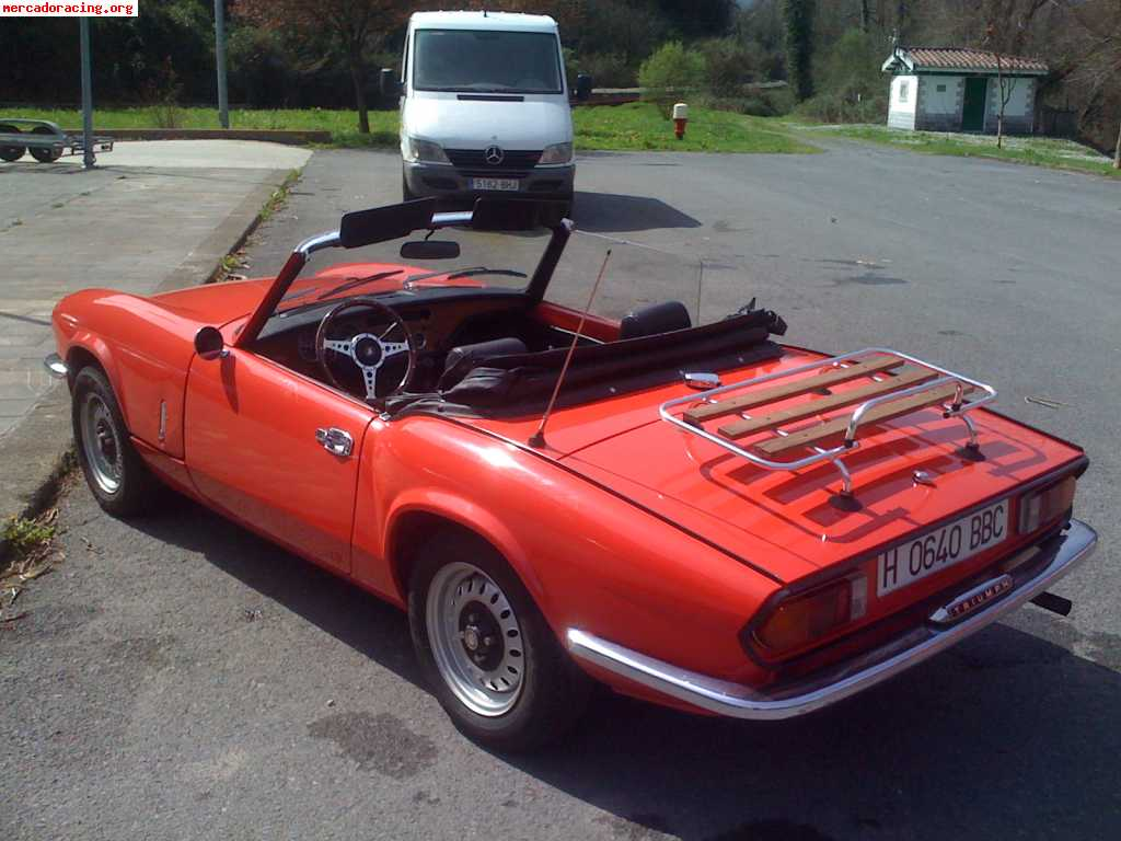 triumph spitfire engine swap v8  triumph  free engine