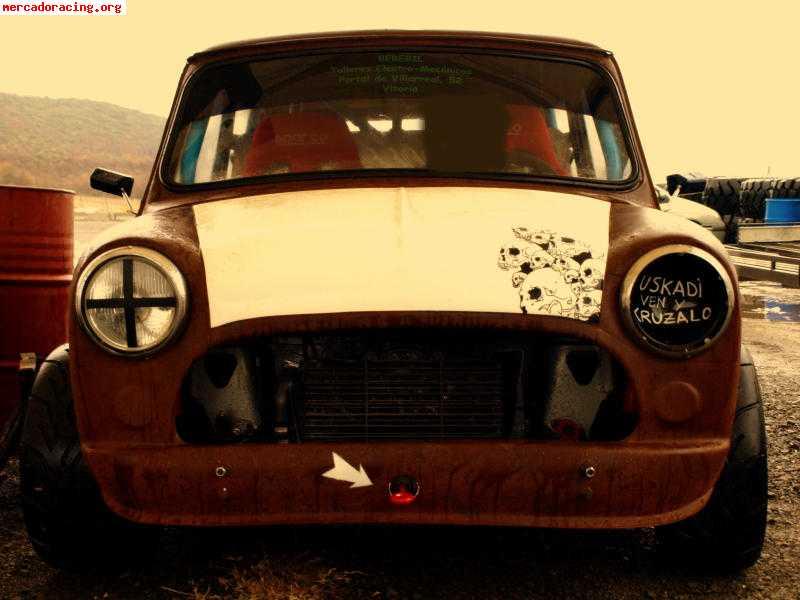 Mini cooper clasico 147cv venta de veh culos y coches for Mercado racing clasicos