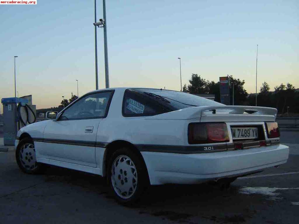 toyota supra 3 0 204cv 1990