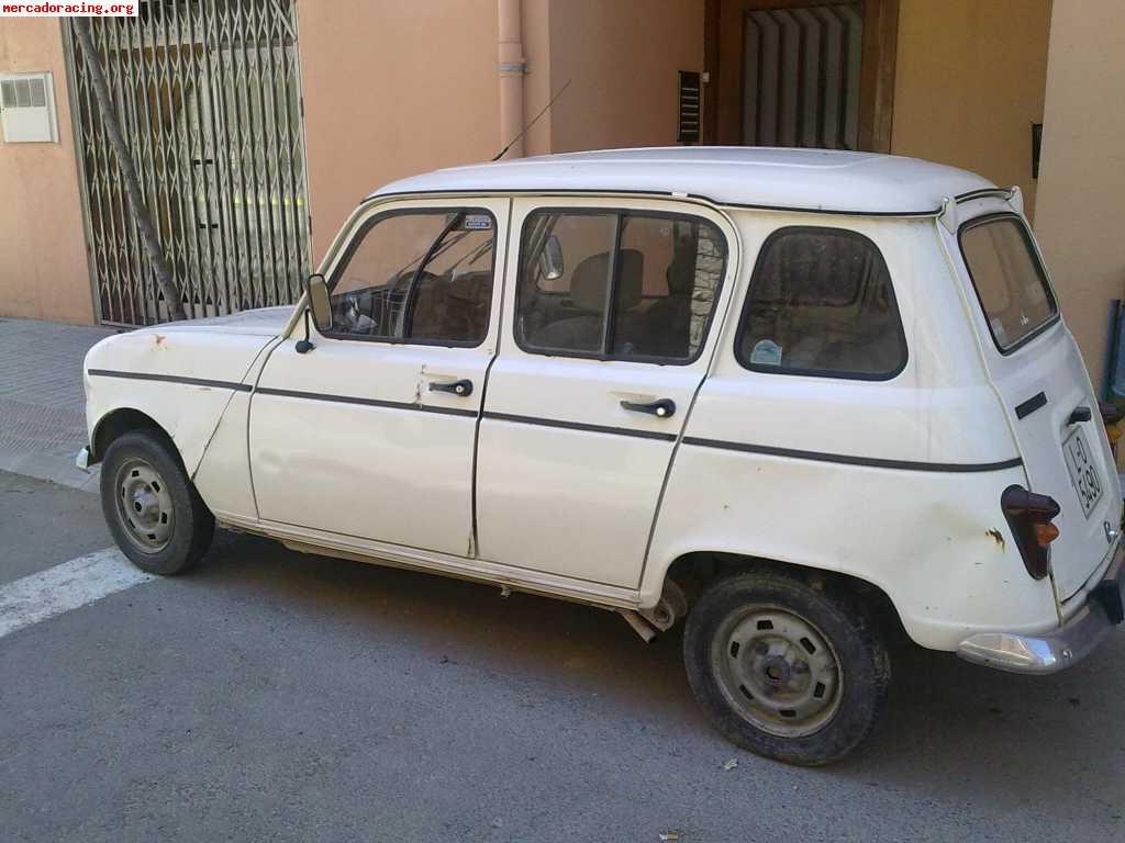 Vendo Renault 4l