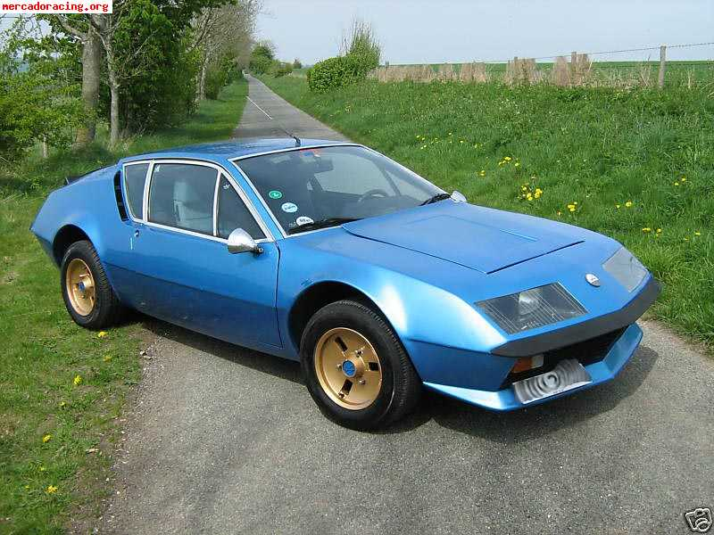 renault alpine a310 v6 de 1978. Black Bedroom Furniture Sets. Home Design Ideas