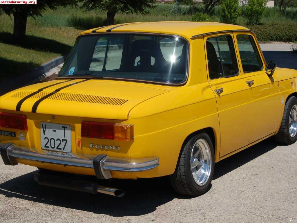 Renault 8 De 1976 Con Motor De R 12ts