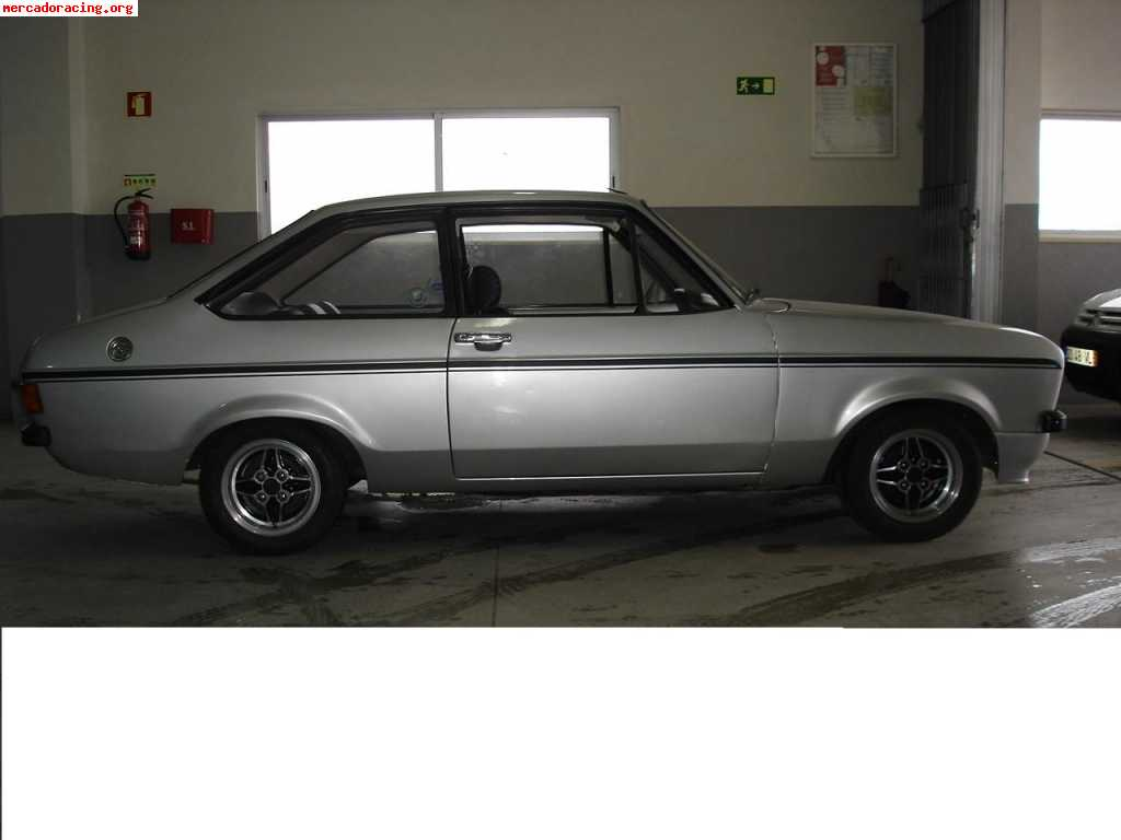 Ford escort clasico venta de veh culos y coches cl sicos for Mercado racing clasicos
