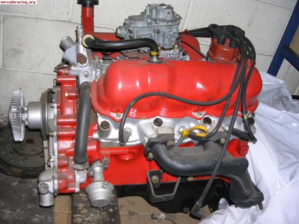 Ford Essex V6 3 Litre Engine