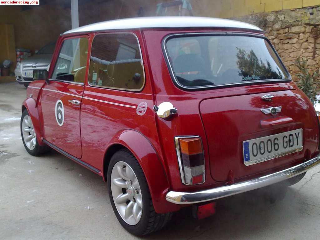 Mini cooper sportpack clasico acepto coche - Mini clasico para restaurar ...