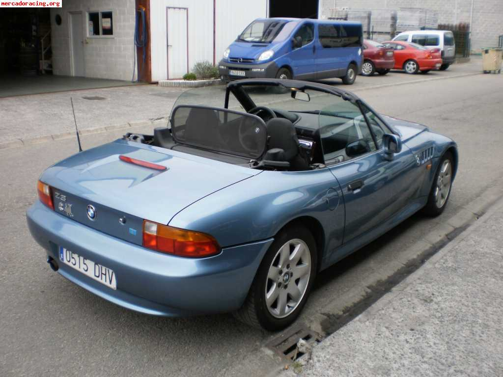 2000 Bmw Z3 1 8i E36 Related Infomation Specifications
