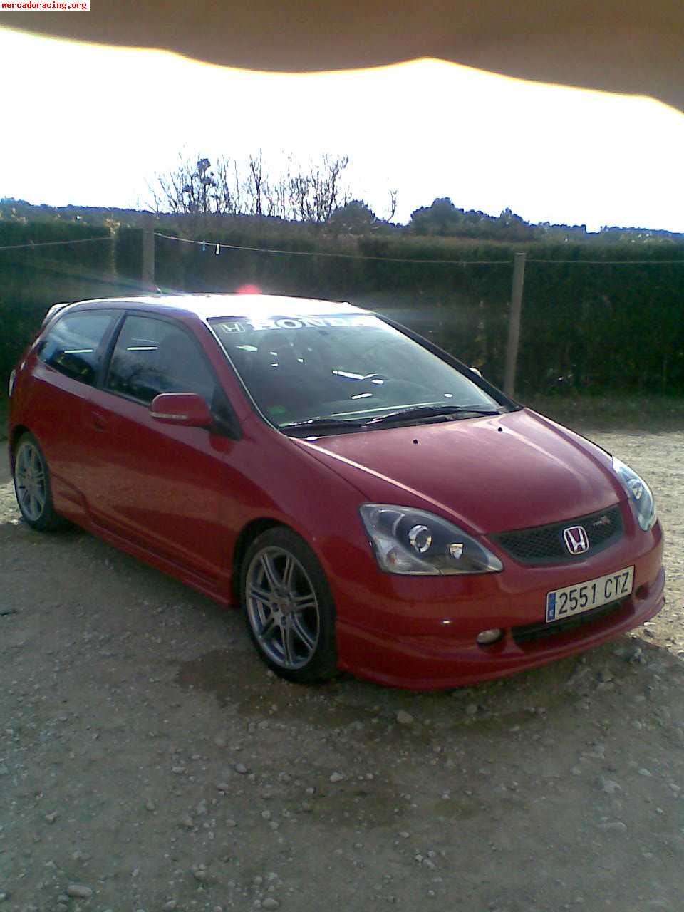 Vendo Civic Type R