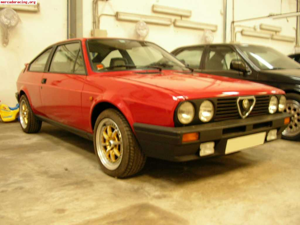 1988 alfa romeo sprint 1 7 qv related infomation specifications weili automotive network. Black Bedroom Furniture Sets. Home Design Ideas