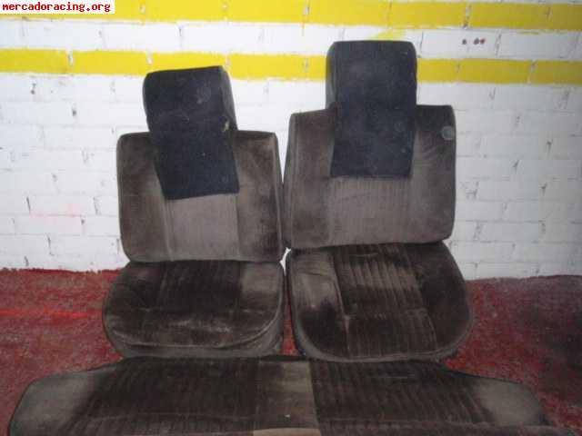 Asientos 124 venta de veh culos y coches cl sicos - Compro vendo regalo la palma ...