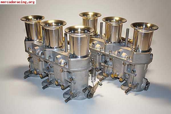 Carburacion weber 40
