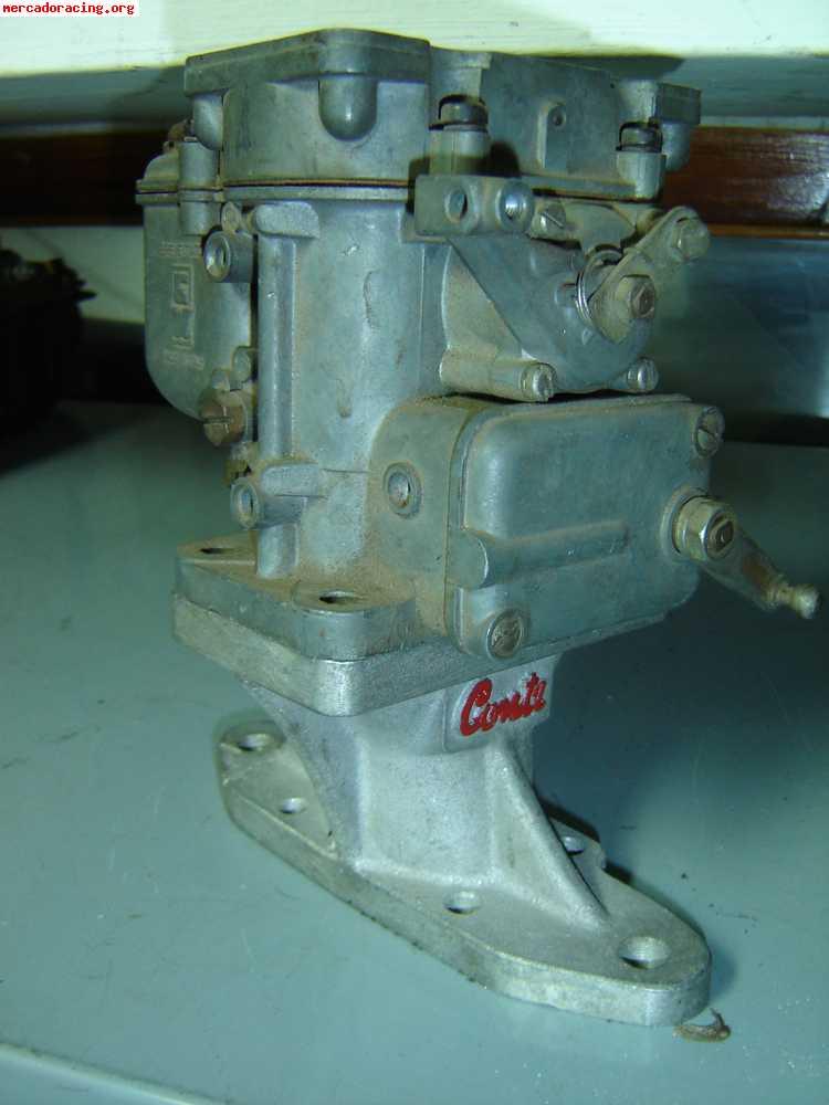 Carburación WEBER para SEAT 600 Gordo - Venta de Vehículos y ...