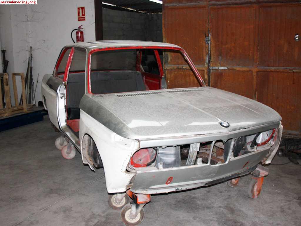 Bmw 2002 1502 para restaurar venta de veh culos y - Clasico para restaurar ...