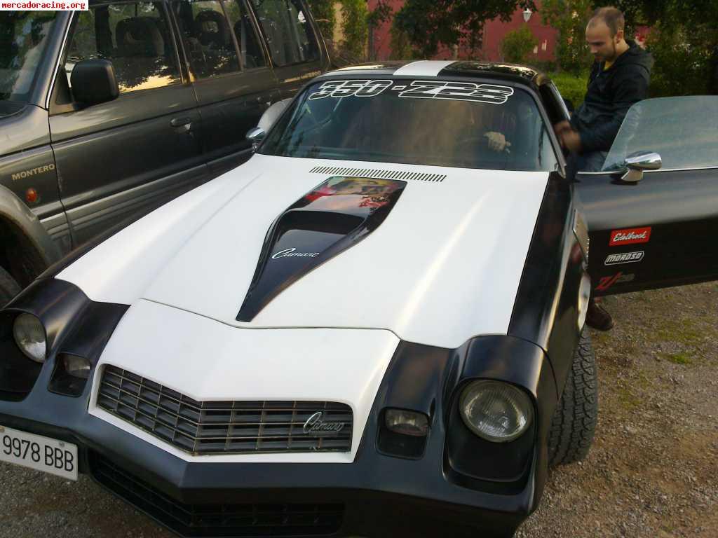 Se Vende Chevrolet Camaro Z28 1978