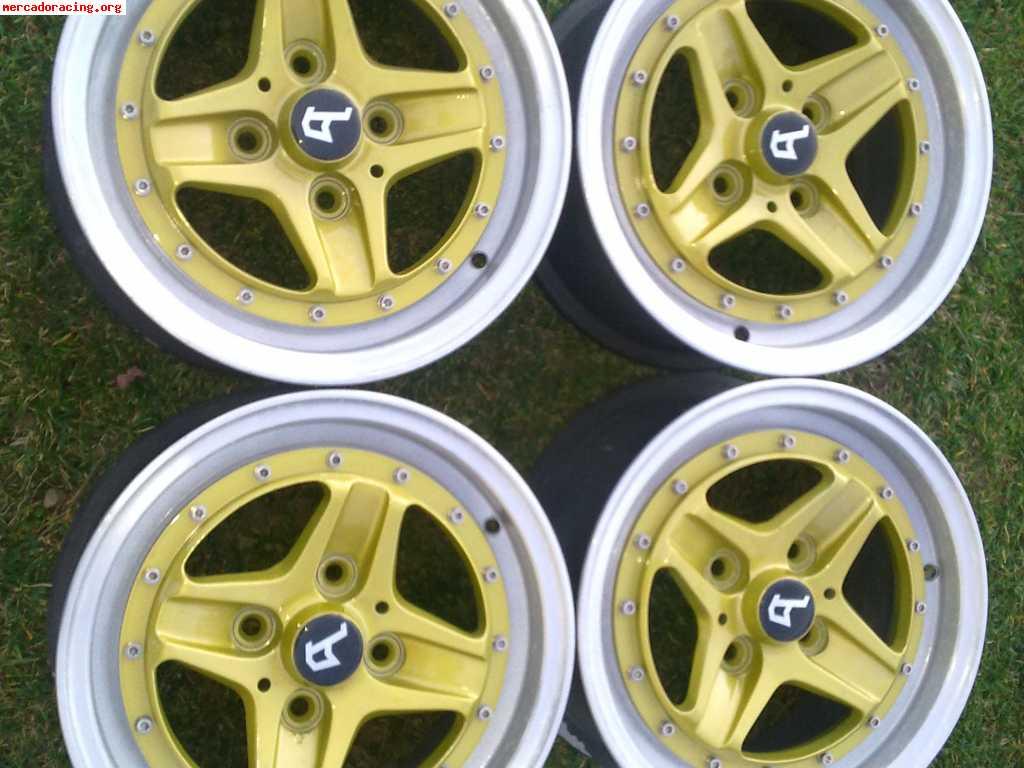 Llantas aluminio 13x5 5 4x98 venta de veh culos y coches - Pulir llantas de aluminio a espejo ...