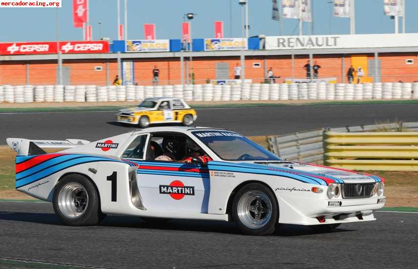 1976 lancia montecarlo turbo grupo 5 320 cv ideal for Mercado racing clasicos