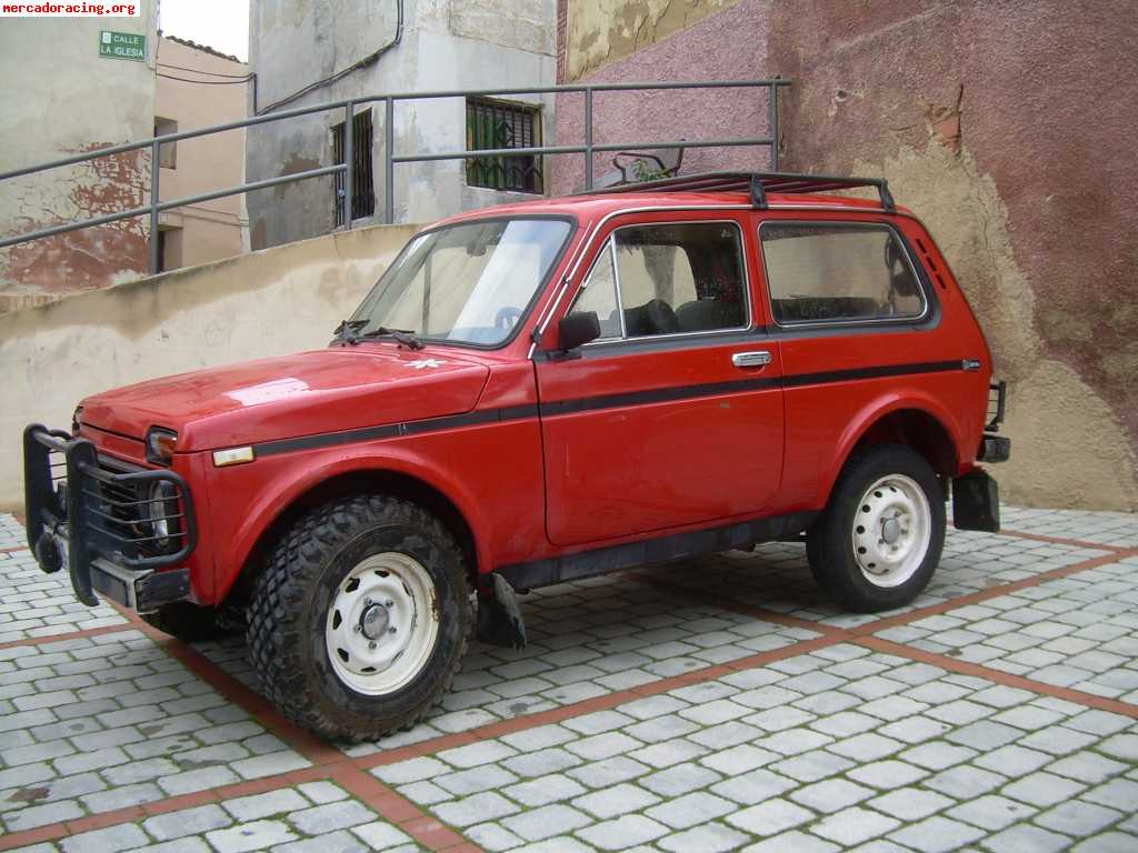 lada niva 1600 del 93. Black Bedroom Furniture Sets. Home Design Ideas