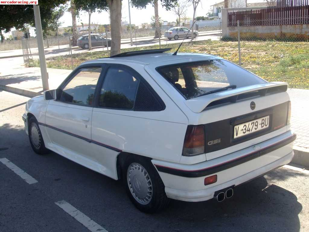 1985 opel kadett 1 8 gsi kadett e related infomation specifications weili automotive network. Black Bedroom Furniture Sets. Home Design Ideas