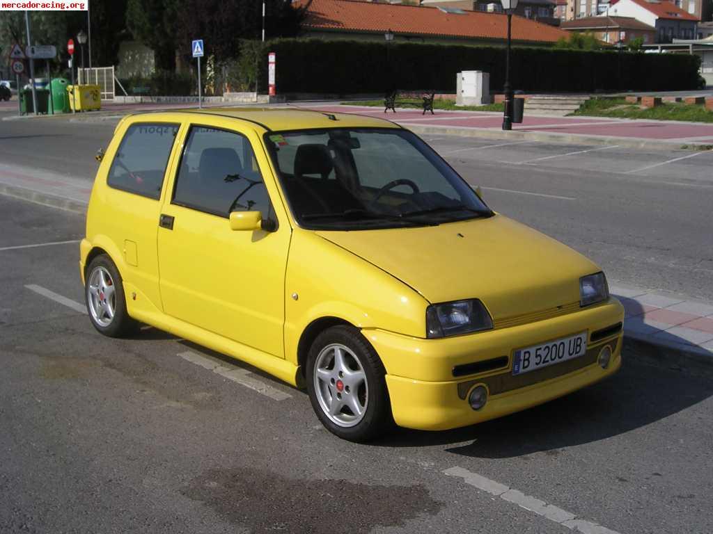 Fiat Cinquecento Sporting Abarth Venta De Veh 237 Culos Y