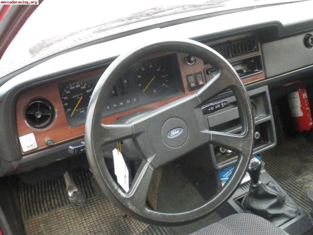 Se vende Ford Taunus 20 GLS