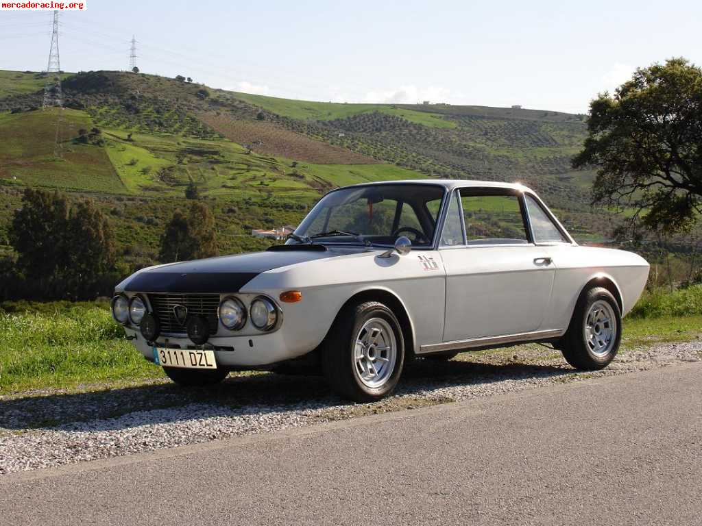 Vendo Lancia fulvia rally 1.3