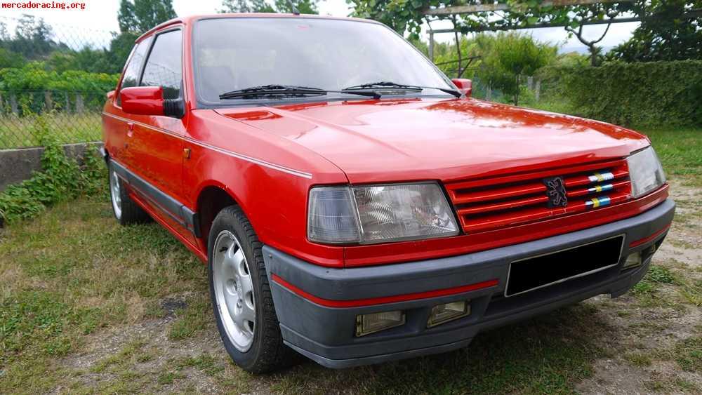 405 mi16 309 gti for Milanuncios coches de segunda mano baratos