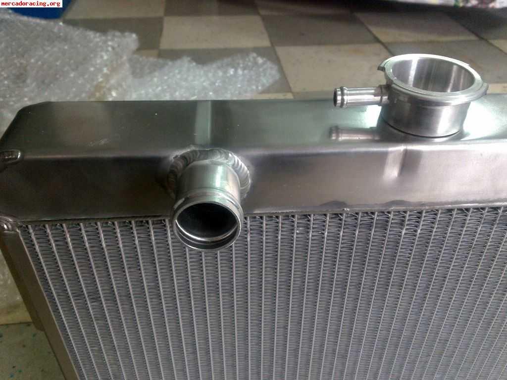 Vendo radiador de aluminio nuevo bmw 2002 turbo tii - Precio radiador aluminio ...