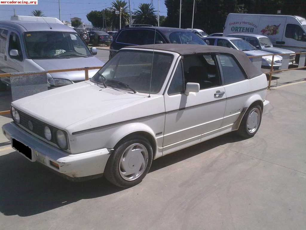 golf gti cabrio karman 1800