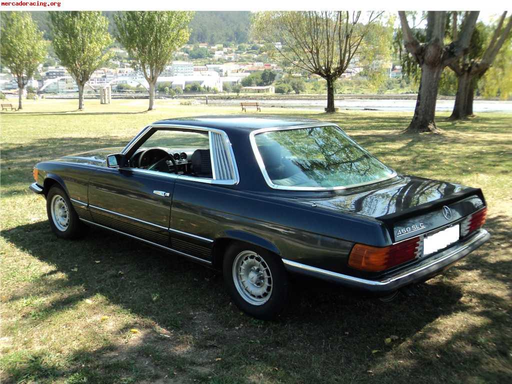 Mercedes benz 450 slc venta de veh culos y coches cl sicos for Mercedes benz 450 slc