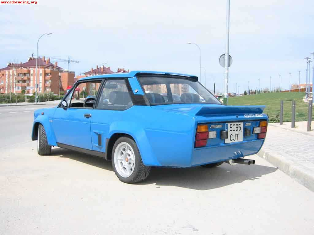 Fiat 131 racing venta espa a fiat world test drive for Mercado racing clasicos