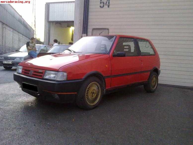 Vendo fiat uno turbo mk2 venta de veh culos y coches - Compro vendo regalo la palma ...