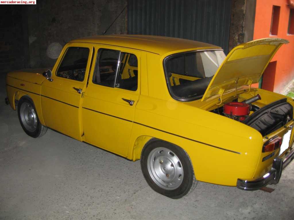 Vendo Renault 8 Ts Original Restaurado 6900