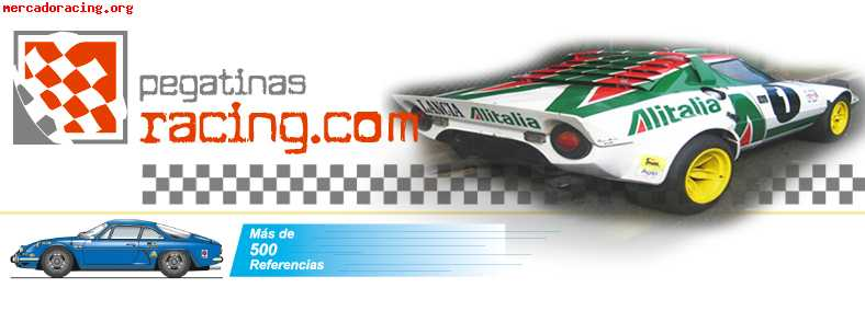 Decora tu cl sico venta de veh culos y coches cl sicos for Mercado racing clasicos