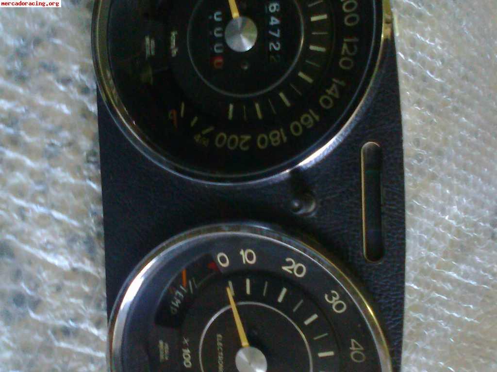 Velocimetro de seat 1430 fu 1800 original for Seat 1430 fu 1800