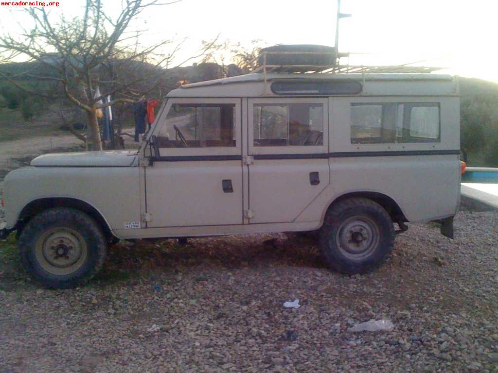 Land Rover 109 Especial