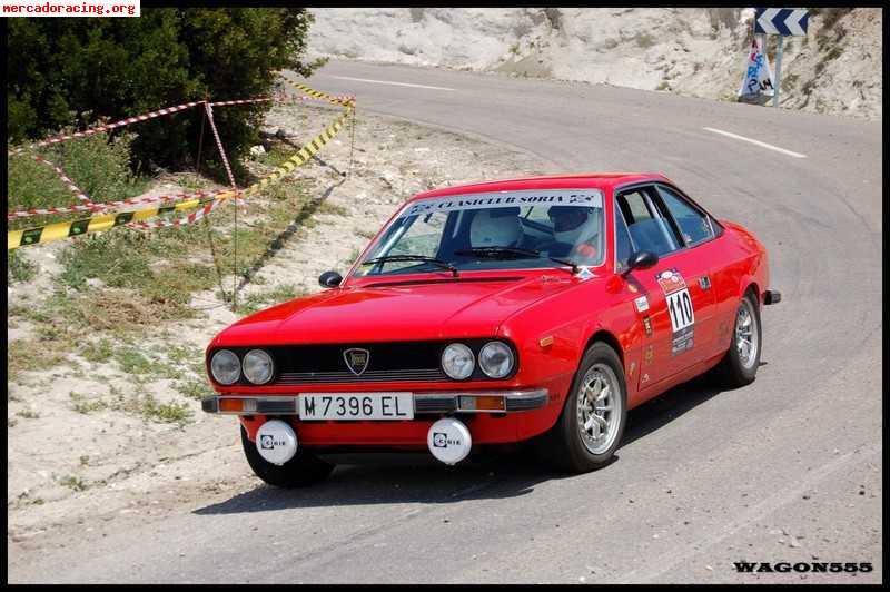 Lancia Beta Coupe Rallye