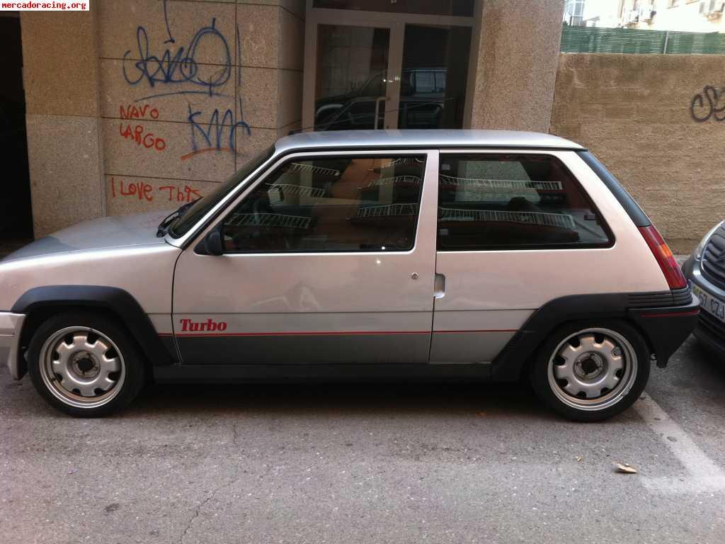Renault 5 Turbo De Segunda Mano Wroc Awski Informator Internetowy Wroc Aw Wroclaw Hotele