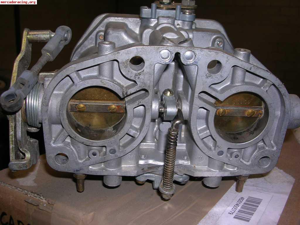 carburador dellorto DRLA 36