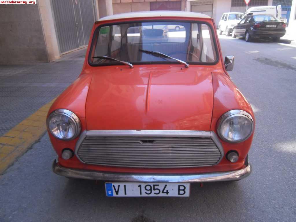 Mini authi luxe 850 para restaurar itv un a o - Mini clasico para restaurar ...