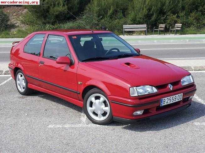 Renault 19 16v Phase 2 Impoluto