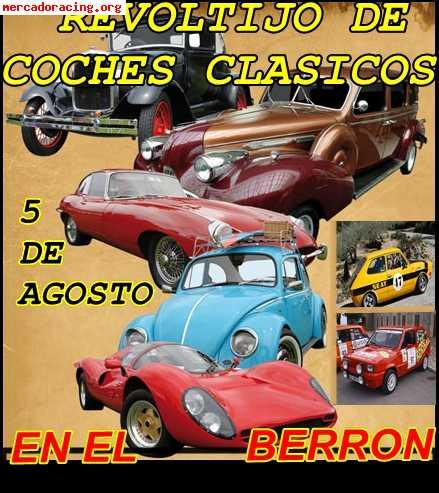 Exposicion de clasicos no faltes venta de for Mercado racing clasicos