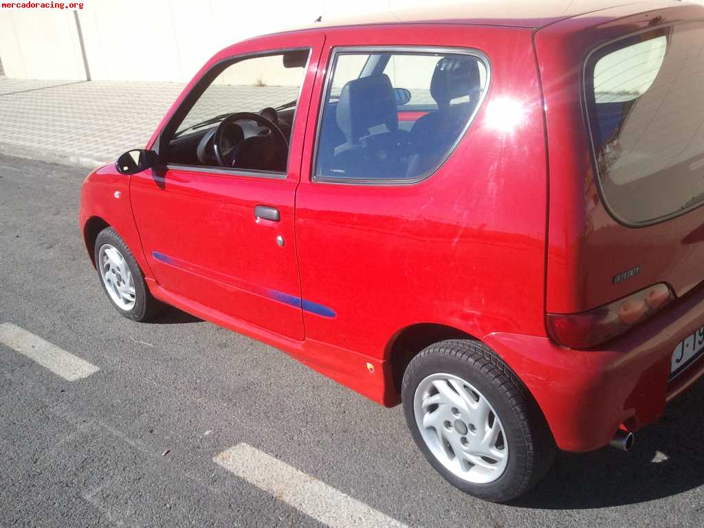 fiat seicento abarth 1500 euros. Black Bedroom Furniture Sets. Home Design Ideas