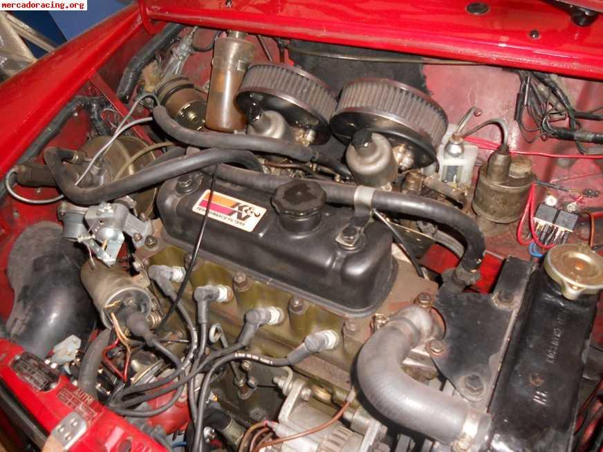 Mini Cooper Authi 1300