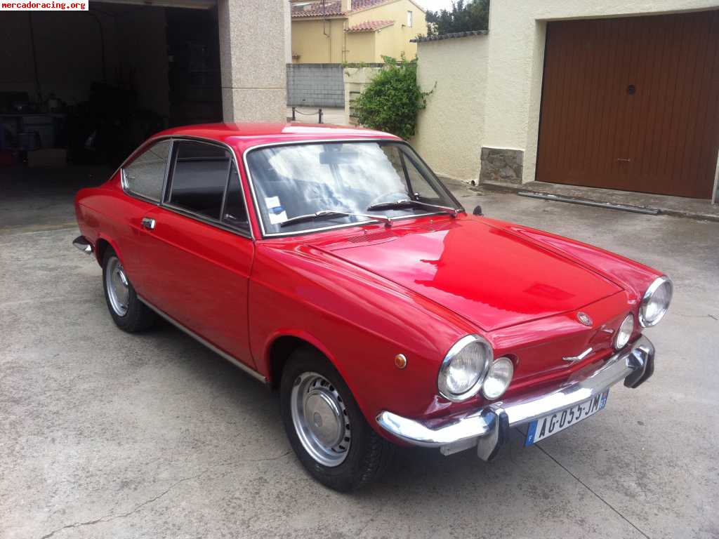 Kak en old school avto bi vozili e bi si lahko enega izbrali slo tech - Fiat 850 coupe sport a vendre ...